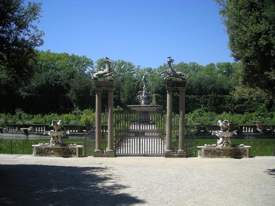 Giardino di Boboli © Città metropolitana di Firenze – Turismo