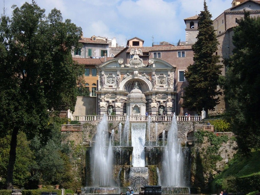 Villa d'Este © Polo Museale Del Lazio - Villa d'Estate – Tivoli