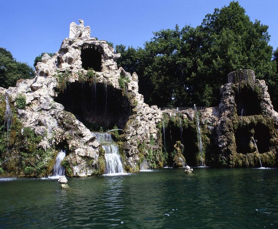 Fontana dell'Aquilone, Città del Vaticano © Governatorio SCV - Direzioni Musei Vaticani